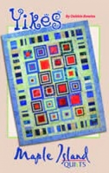 Yikes Quilt Pattern by Maple Island Quilts