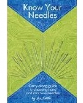 Know Your Needles Carry Along Guide 9781935726654