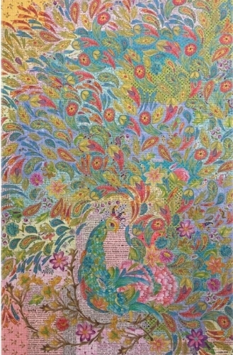 Peacock - Laura Heine