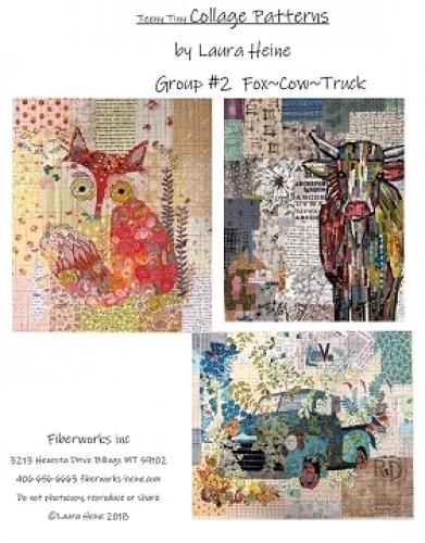 Group #2 Fox-Cow-Truck - Laura Heine