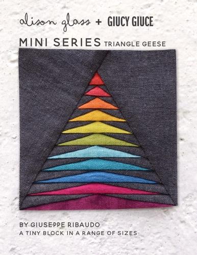 Mini Series Triangle Geese