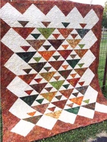 Cornucopia Quilt Pattern