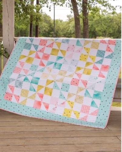 Acadia Quilt Pattern CLPISE017