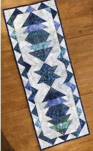 Lanterns Table Runner