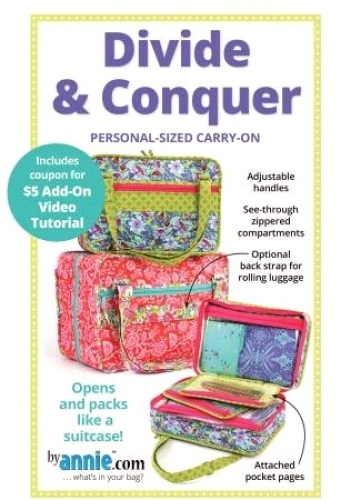 By Annie - Divide & Conquer Pattern