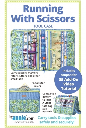 Running with Scissors by Annie 815217021782 - Quilt in a Day Patterns