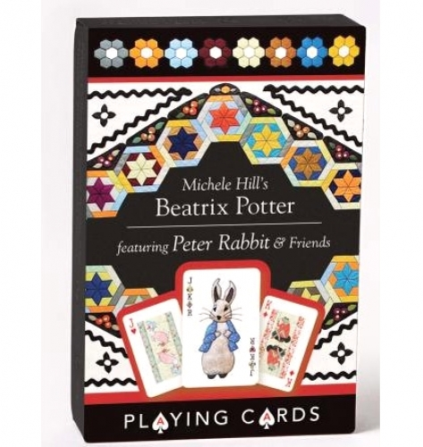 Beatrix Potter Playing Cards