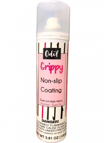 Grippy Non-Slip Coating 3.81oz by Odif - 695301436025 Quilting Notions