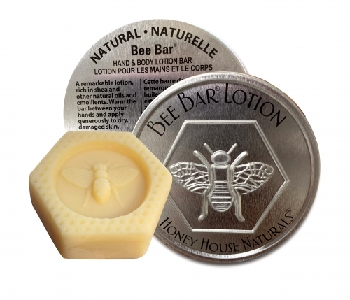 Natural Bee Bar Lotion by Honey House Naturals - 890208000038 Quilting Notions