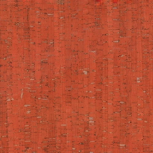 Cork Fabric - Red/Silver 15x18 by Belagio - 037611803812 Quilting Notions