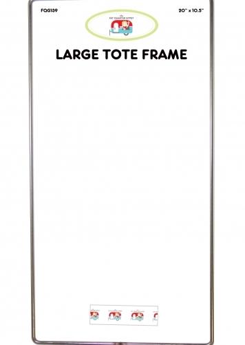 Wire Framed Totes Large Frame
