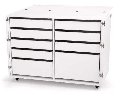 Kangaroo Kabinets Dingo II Nine Drawer Storage / Cutting Cabinet
