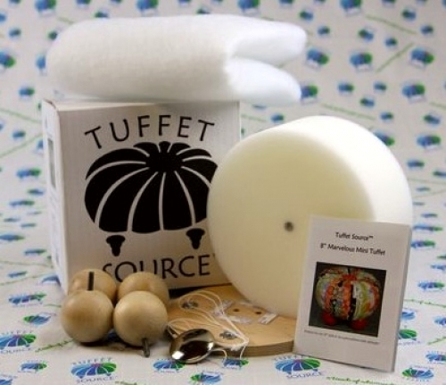 8 Inch Marvelous Mini Tuffet Kit - 682318815905 Quilting Notions