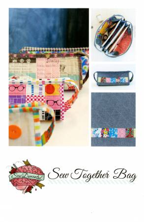 Sew Together Bag 864283000009 - Quilt in a Day Patterns