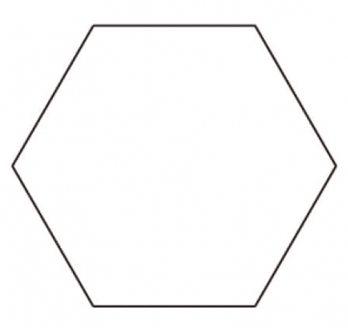 Sue Daley - 1 1/4 inch Hexagon Papers 100 pcs