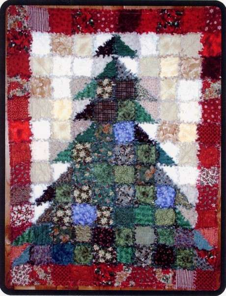 Oh Christmas Tree by Karla Alexander 893120001145 - Quilt in a Day Patterns
