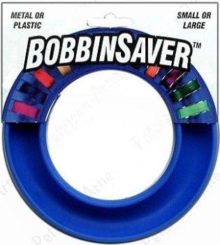 Grabbit bobbin saver - blue