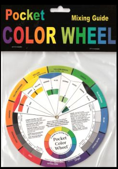 Pocket Color Wheel - 088107235013 Quilting Notions