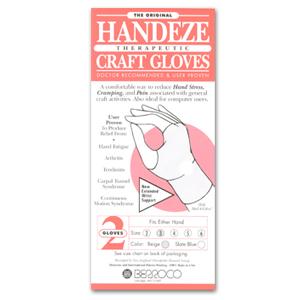 Handeze Size 3 Theraputic Craft Gloves