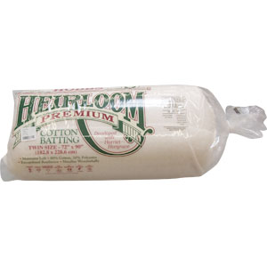 Hobbs Heirloom Premium Quilt Batting - Twin