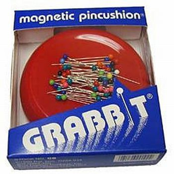 Red Grabbit Magnetic Pincushion