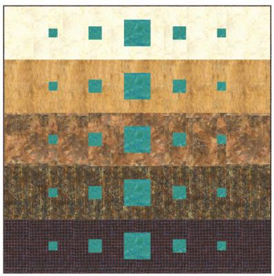 Elevations Quilt Pattern