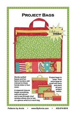 Project Bags Pattern BR-PBA206