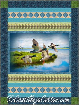 Duck Migration Quilt Pattern