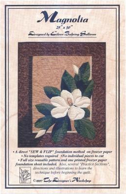 Magnolia Pattern DW2-117