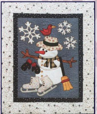 Cold Weather Friends Pattern FRD-1004