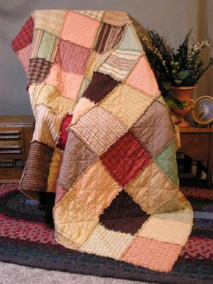 Quick Snuggles Quilt Pattern