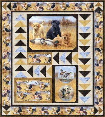 Faithful Friends Quilt Pattern 2956     HHQ-7451