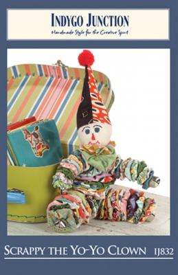 Scrappy the Clown Yo-Yo Pattern