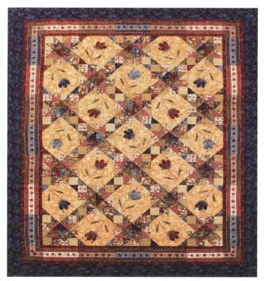 Lancaster Flowers - Little Country Quilts