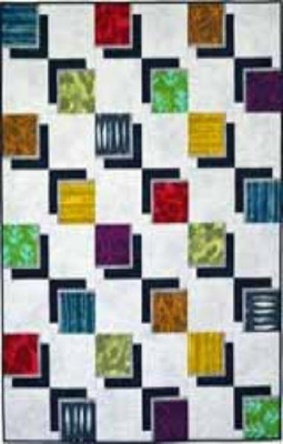 Square Deal Quilt Pattern by Plum Tree Quilts