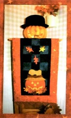 Grandpa's Pumpkin Pattern QD2-101