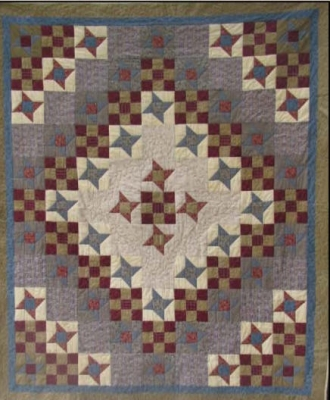 Stars Over Cedar Creek Pattern QD2-123