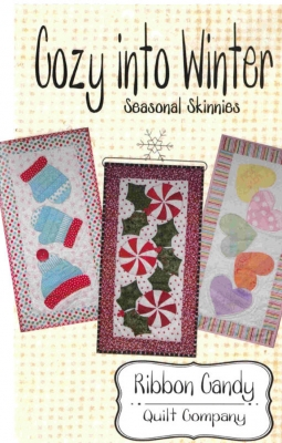 Cozy into Winter Skinnies Quilt Pattern RCQ-546
