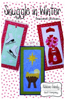 Snuggle in Winter Skinnies - Ribbon Candy Quilt Company