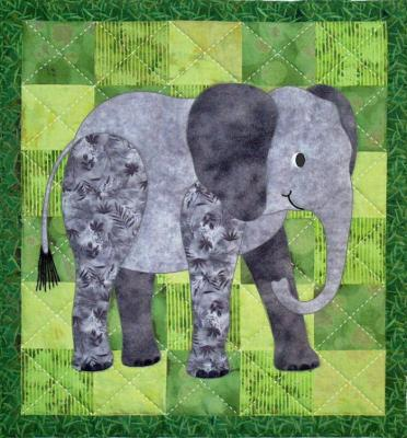 Ellingham Elephant by Spring Creek NeedleArt