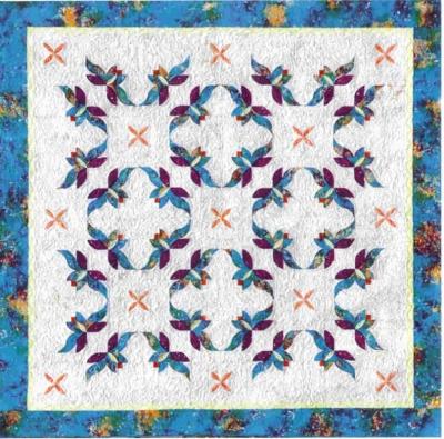 *Butterfly Serenade Pattern SWD-222