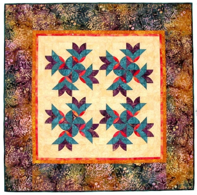 Jungle Fever Quilt Pattern