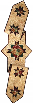 *Christmas Table Runner Pattern SWD-401