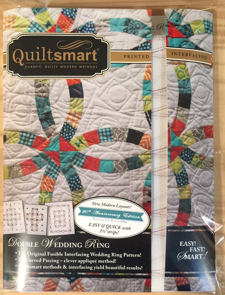 Quiltsmart Double Wedding Ring