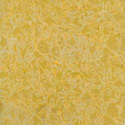 1767-004 Best Of Malam Batiks - Bellflower - Sand Fabric
