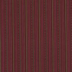 RJR Fabrics Winter Village - Stripe - Red