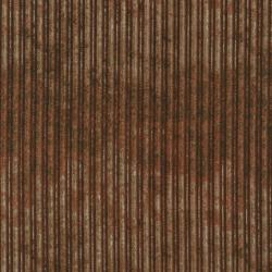 2413-001 Danscapes - Tin Roof - Brown Fabric