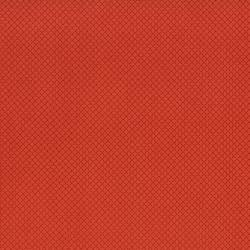2608-003 In The Kitchen - Quilted Grids - Paparika Fabric
