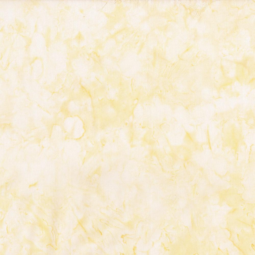 Blossom Batiks Geodes MAGNESITE Yellow
