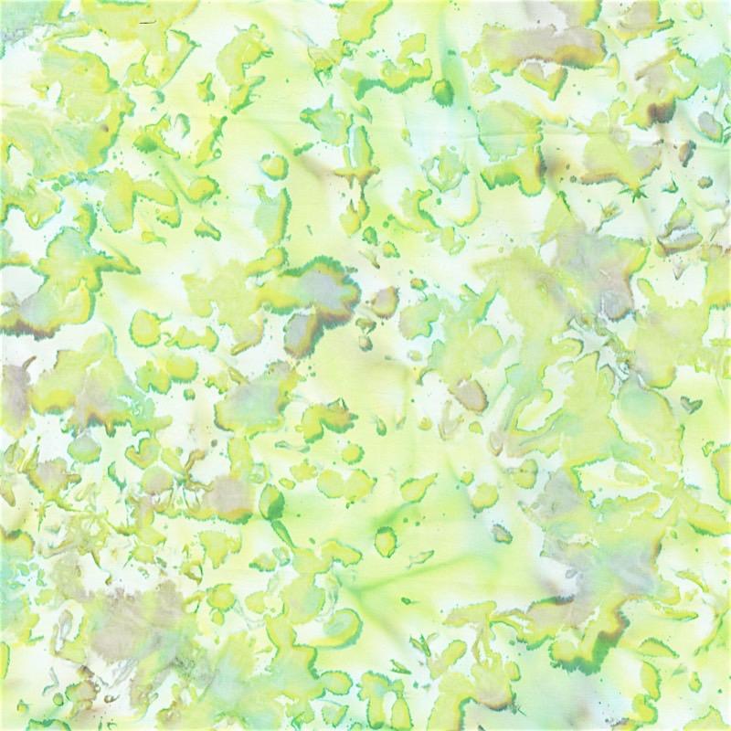 Blossom Batiks - Peridot